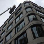 high level glazing