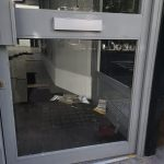 shop glass door