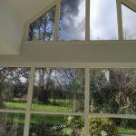 misted double glazing