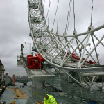london eye glazing