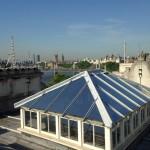 roof glazing
